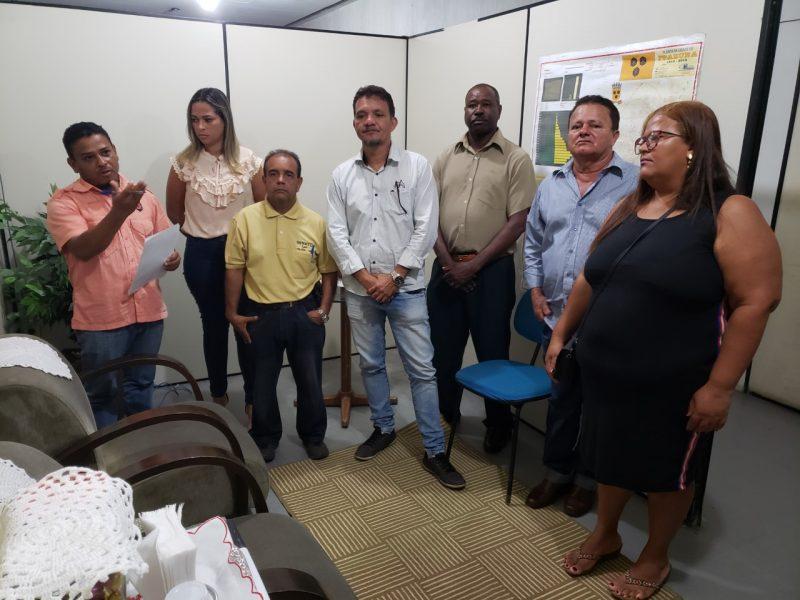 Empossada A Nova Diretoria Da Associação De Moradores Do Bairro De Zizo