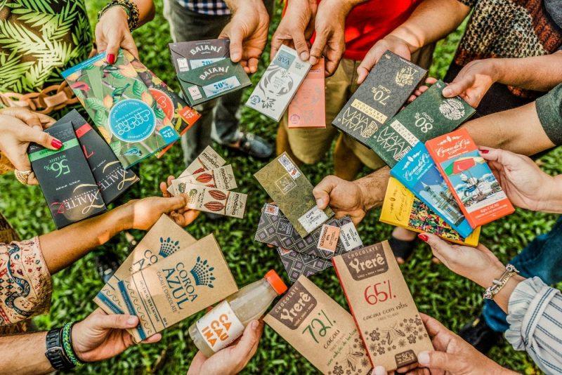 Rui Costa Participa Da Abertura Do  Chocolat Bahia 2019 Em Ilhéus
