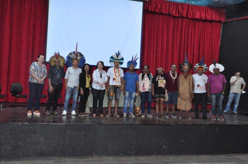Formação Reúne 130 Professores Indígenas Em Porto Seguro