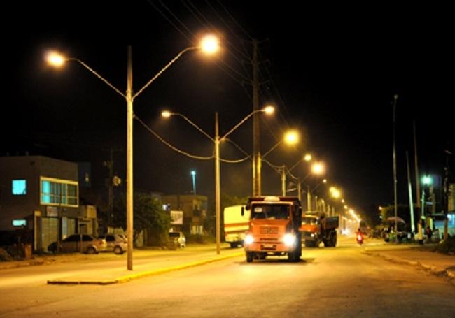 Prefeitura De Itabuna Requalifica Pontos De Iluminação Da Avenida J.S. Pinheiro