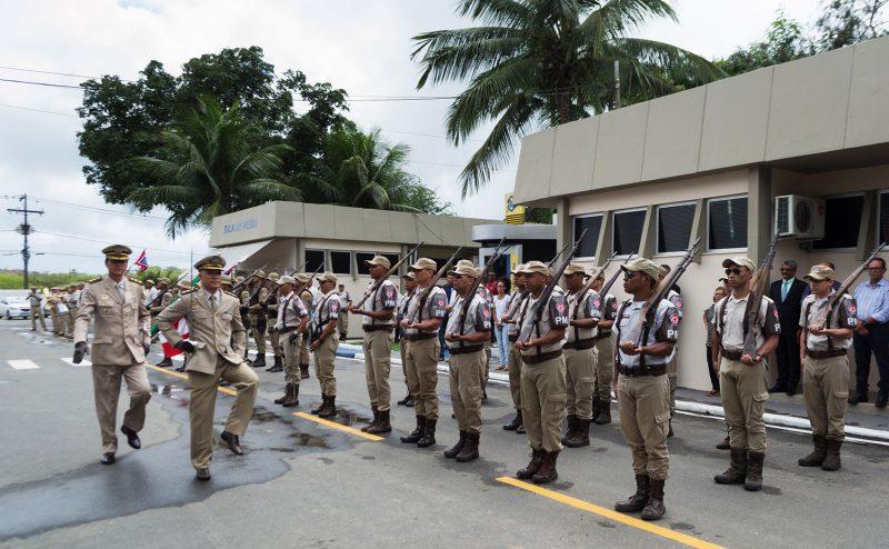 Autoridades Prestigiam Ato De Transmissãodo Cargo De Comandante Do 15º BPM