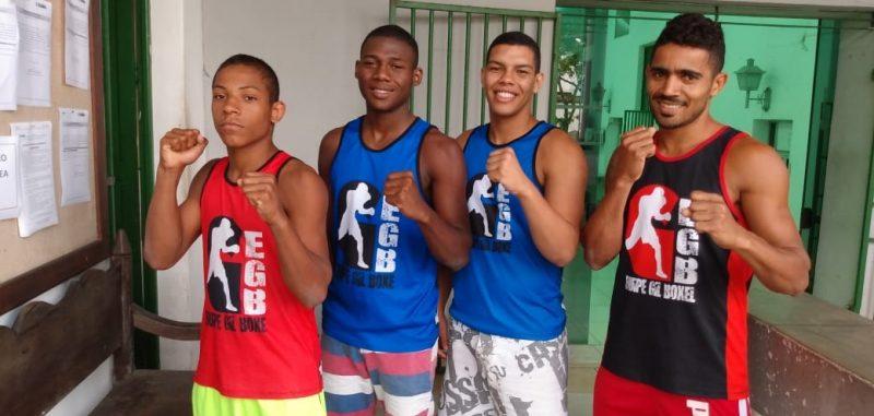 Lutadores Itabunenses Na Disputa Das Finais Do Campeonato Baiano De Box
