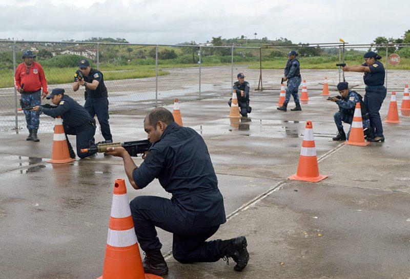 Sesttran: Guarda Civil Municipal Conclui Curso De Patrulhamento Tático Municipal