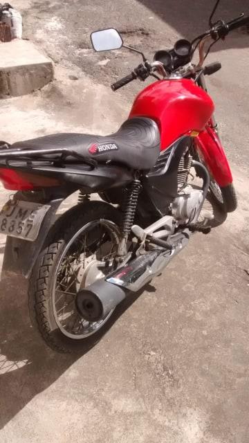 Sesttran: Guarda Civil Municipal De Itabuna Recupera Moto Roubada