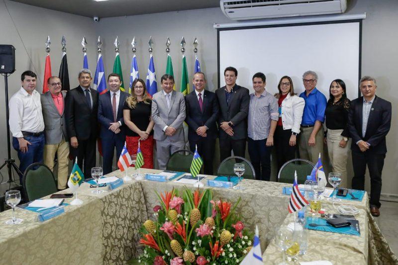Secretários De Educação Do Nordeste Discutem  Agenda Colaborativa Durante Encontro No Piauí