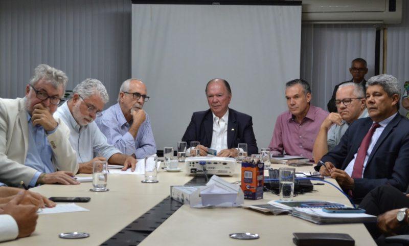Secretários De Estado Recebem Empresários Mineiros Interessados Em Investir No Polo Sucroenergético Baiano