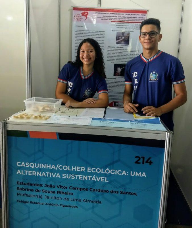 Estudantes Desenvolvem Talheres Comestíveis No Interior Da Bahia
