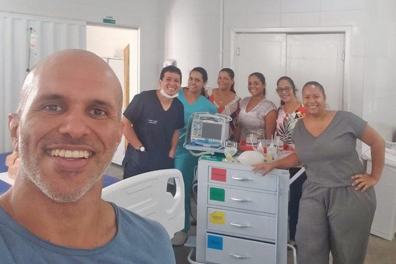Cerpat Promove Treinamento Sobre RCP Para Profissionais De Saúde Da UPA