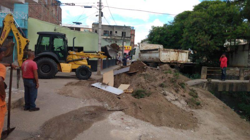 Prefeitura De Itabuna Prossegue Com Obras No São Caetano