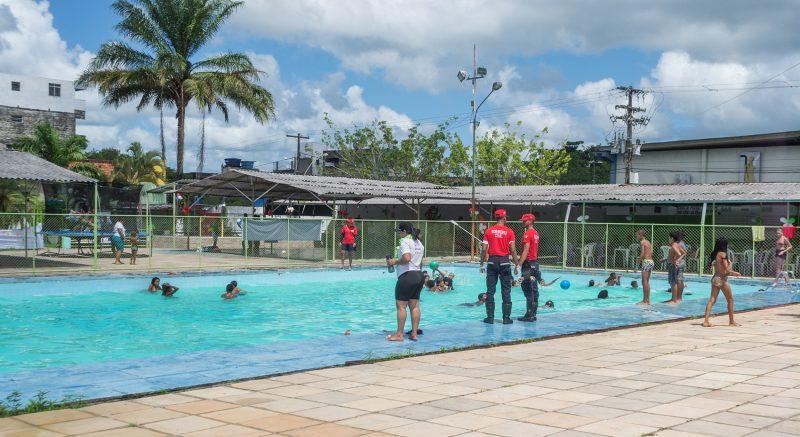 Secretaria De Assistência Social Realiza Colônia De Férias Para Crianças Do Serviço De Convivência