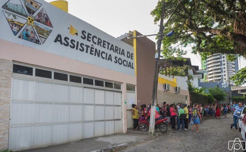 Secretaria De Assistência Social Mantém Atendimento às Pessoas Em Situação De Rua