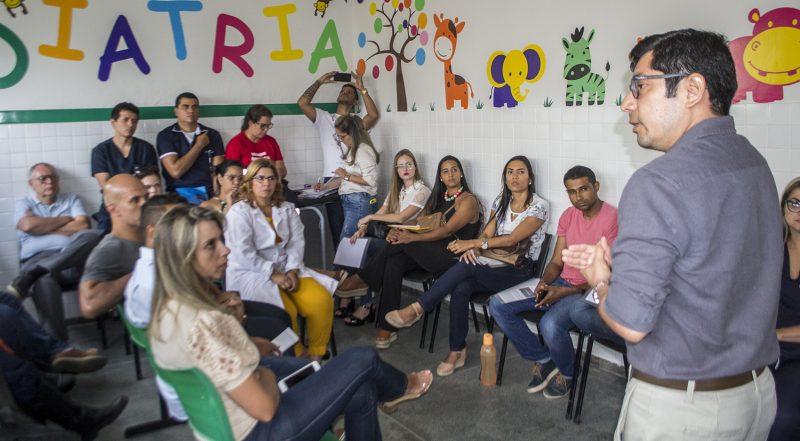 """Itabuna: Profissionais Da Saúde Participam Do Curso """"Manejo Do Coronavírus"""""""