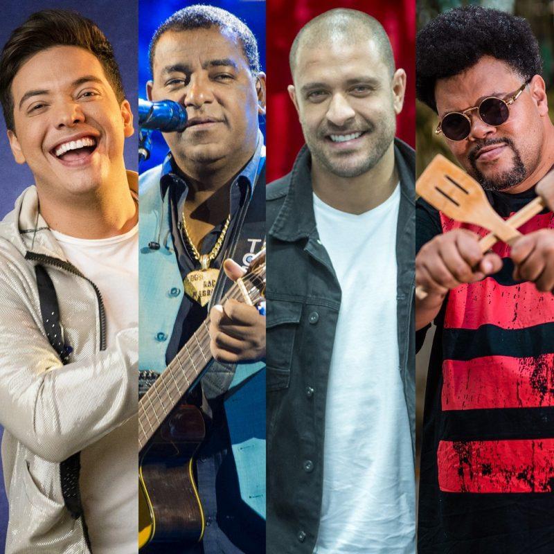 Lives De Hoje: Wesley Safadão E Raça Negra, Diogo Nogueira, Babu Santana E Mais Transmissões