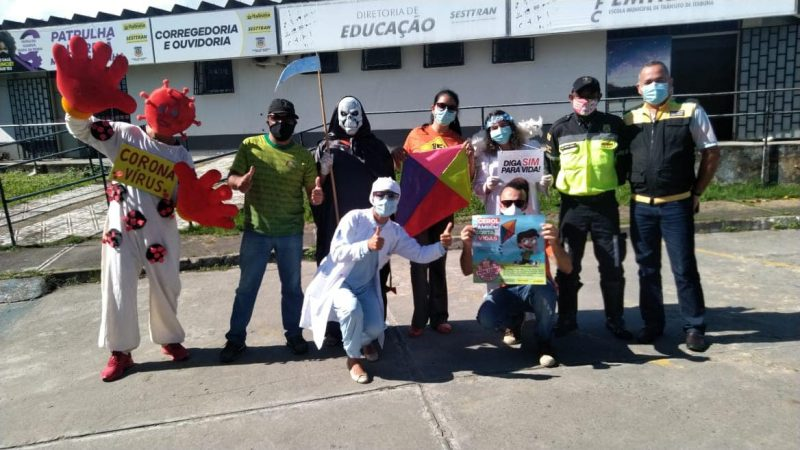 "Campanha ""Pipa Legal, Cerol Zero"" No Contexto Da Pandemia"