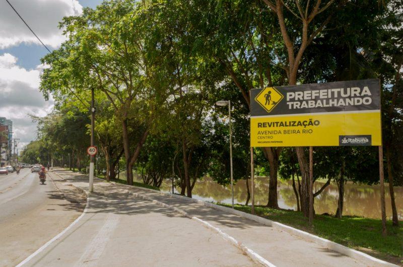 Itabuna: Obras Na Beira Rio Estão Aceleradas