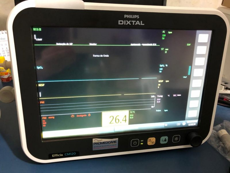 Sesab Entrega Três Monitores Multiparametros Para Secretaria De Saúde De Itabuna