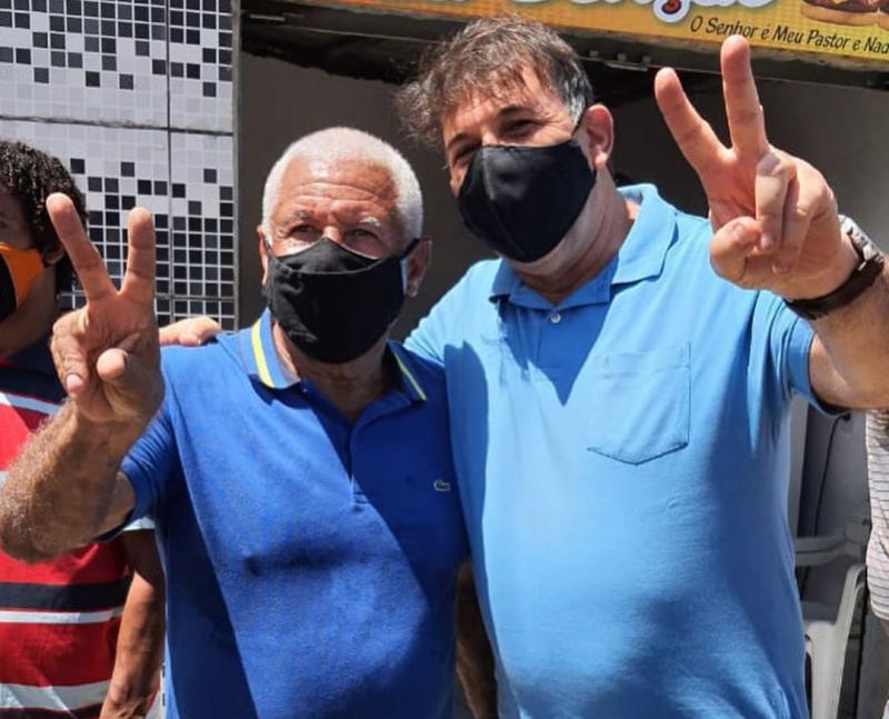 JUSTIÇA ELEITORAL DEFERE CANDIDATURAS DE CAPITÃO AZEVEDO E ROBERTO MINAS AÇO