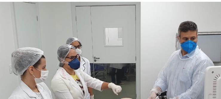 Itabuna Realiza Primeira Biopsia De Próstata Com Sedação Pelo SUS