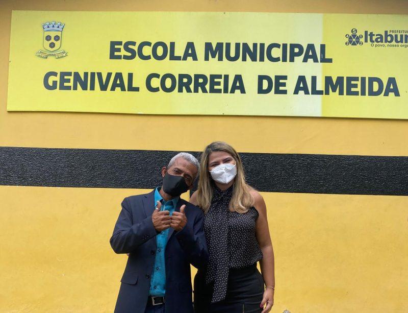 Vereador Cosme Resolve Participa De Visita Técnica Com A Secretária De Promoção Social E Combate A Pobreza Andréa Simas