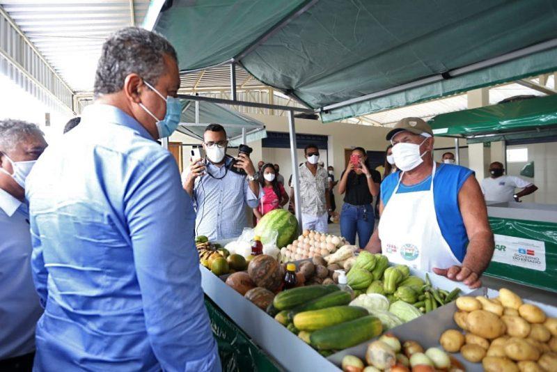 Governo Estadual Faz Série De Entregas Em Mascote, No Sul Da Bahia