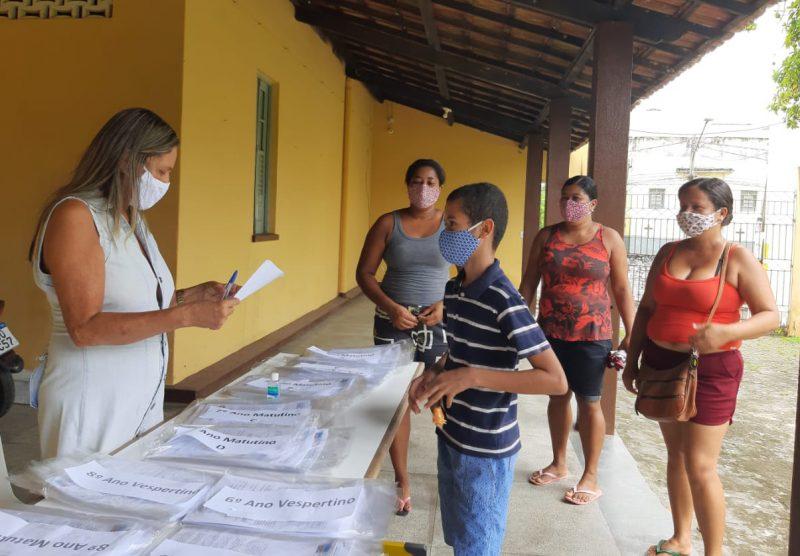 Itajuipe: Educação Já Iniciou As Aulas Remotas Do Municipio