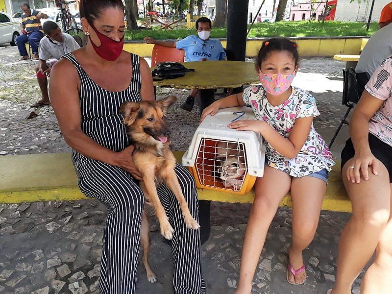 Bairro Santo Antônio Terá Amanhã E Sexta Feira Vacinação E Doação De Animais