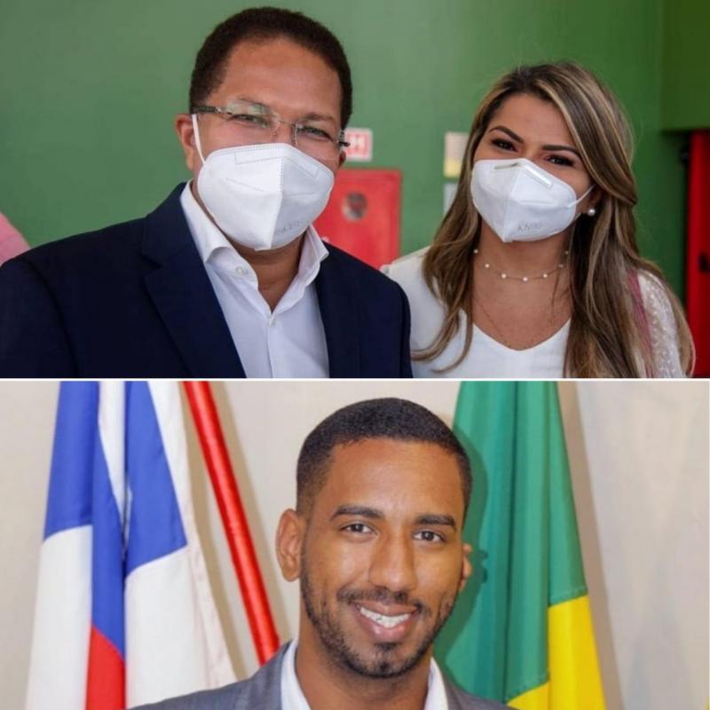 Itabuna: Andrea Castro Estadual E Enderson Guinho Federal, A Articulação De Augusto Castro