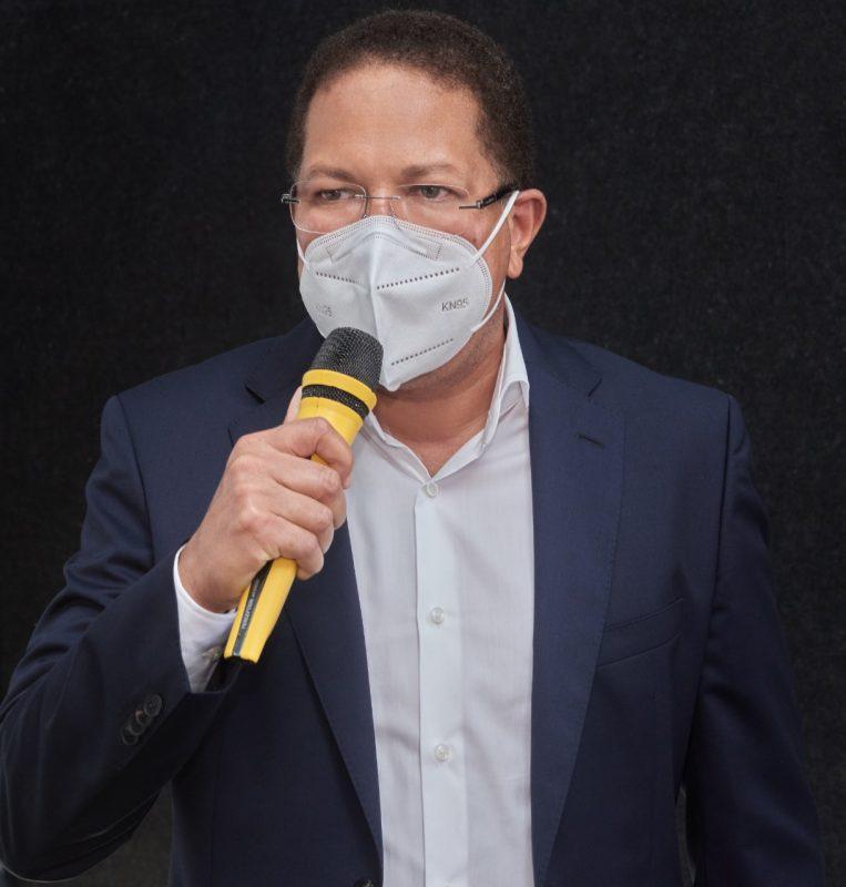 Secretário Nacional De Saneamento Parabeniza Augusto Castro Pela Desativação Do Lixão