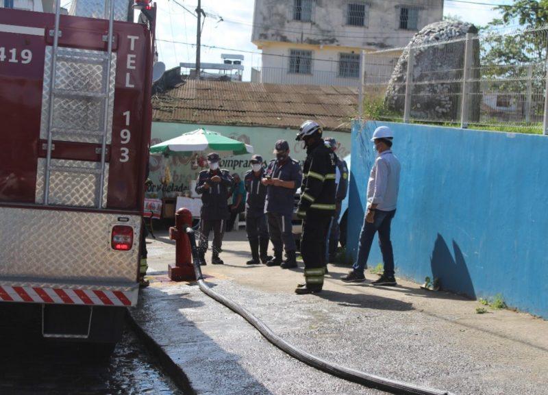 Parceria Emasa e 4º GBM torna Itabuna uma das cidades mais equipadas no  combate a incêndio » Costa do Cacau Blog