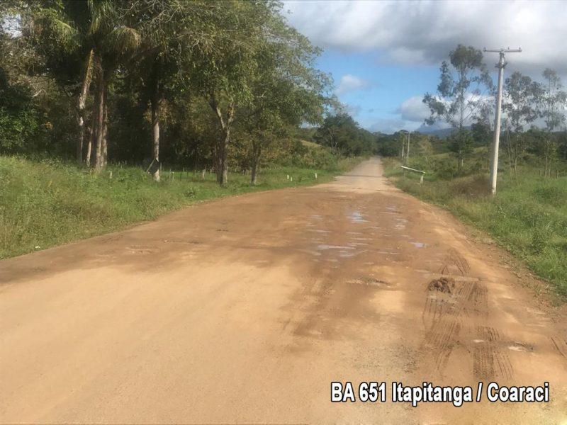 Restauração Da BA-651 Beneficiará 410 Mil Moradores Do Litoral Sul Baiano