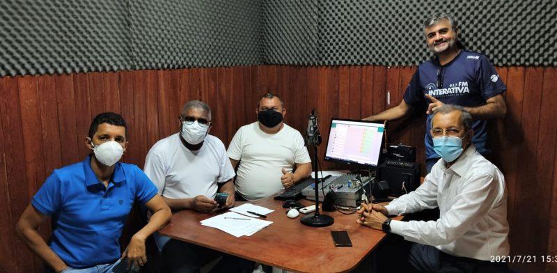 """""""Bom Dia Interativa"""", Ancorado Por Bené, Estreia Sábado Na Interativa FM-93,7"""
