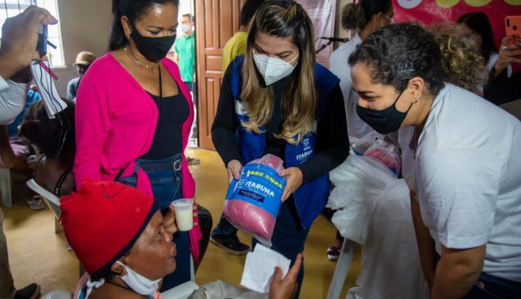 Secretarias De Saúde E De Promoção Social Imunizam Moradores De Rua E Doam Cobertores