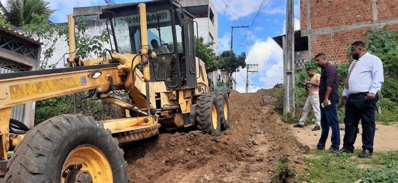 Superintendência De Serviços Públicos Faz Intervenções Em Vias Do Bairro Vila Anália