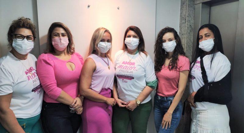 Prefeitura Faz Pit-Stop Visando Chamar Atenção Para Outubro Rosa Em Itabuna