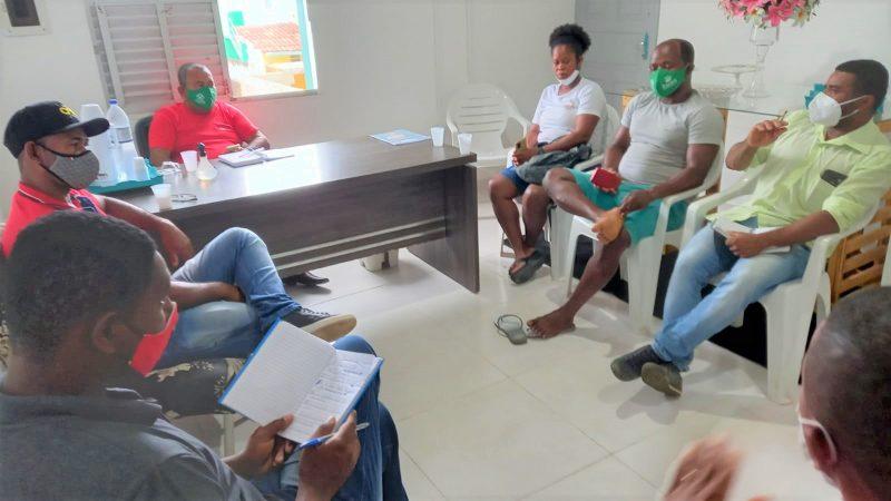Prefeito De Itacaré Discute Políticas Públicas Para Comunidades Quilombolas