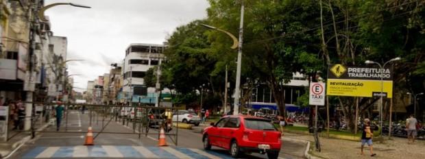 Itabuna: Primeiro dia reabertura do comércio foi tranquilo