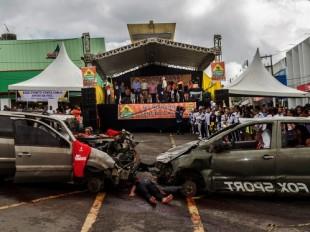 Itabuna abre oficialmente a 15ª Semana Nacional de Trânsito