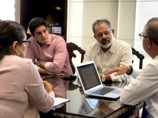 """""""Nilo na liderança da bancada fortalece a Bahia no Congresso por mais ações"""", diz Marcelinho"""