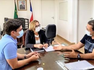 Marcelinho destaca avanço da saúde em Canavieiras e pede instalação de unidade básica ao governo