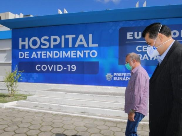 Regiões Sul e Extremo-Sul da Bahia abrem 55 novos leitos para Covid-19 nesta sexta (10)