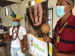 Projeto do Governo do Estado beneficia comunidades indígenas no Sul da Bahia