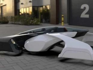 Carro voador já esta em teste e poderá ser lançado em 2023