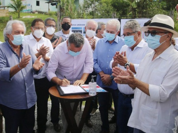 Rui anuncia duplicação da Ilhéus-Itabuna, com recursos próprios do Governo do Estado